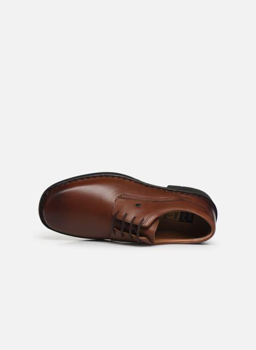 Chaussures à lacets Josef Seibel Talcott Marron vue gauche