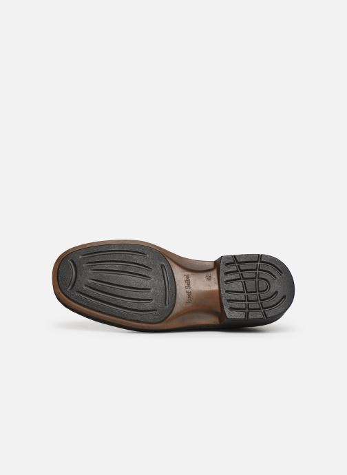 Chaussures à lacets Josef Seibel Talcott Marron vue haut
