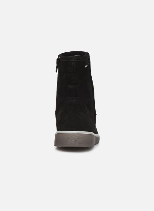 Stiefel Superfit Lora GTX schwarz ansicht von rechts