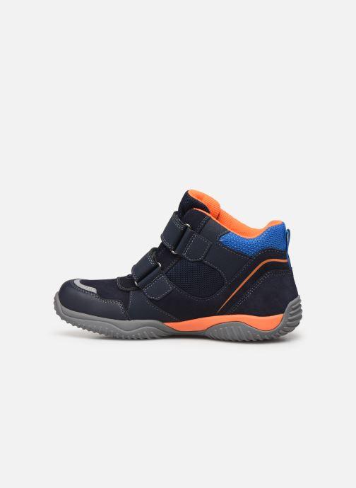 Baskets Superfit Storm GTX Bleu vue face