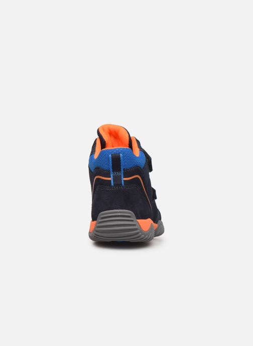 Trainers Superfit Storm GTX Blue view from the right
