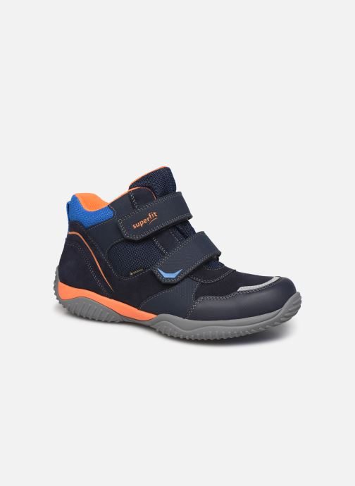 Trainers Superfit Storm GTX Blue detailed view/ Pair view