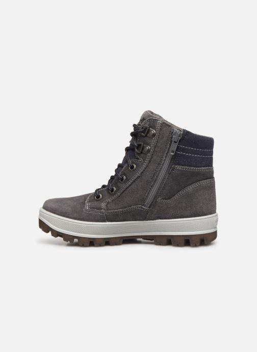 Stiefeletten & Boots Superfit Tedd 1 GTX grau ansicht von vorne