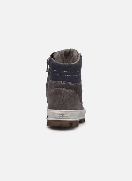 Stiefeletten & Boots Superfit Tedd 1 GTX grau ansicht von rechts