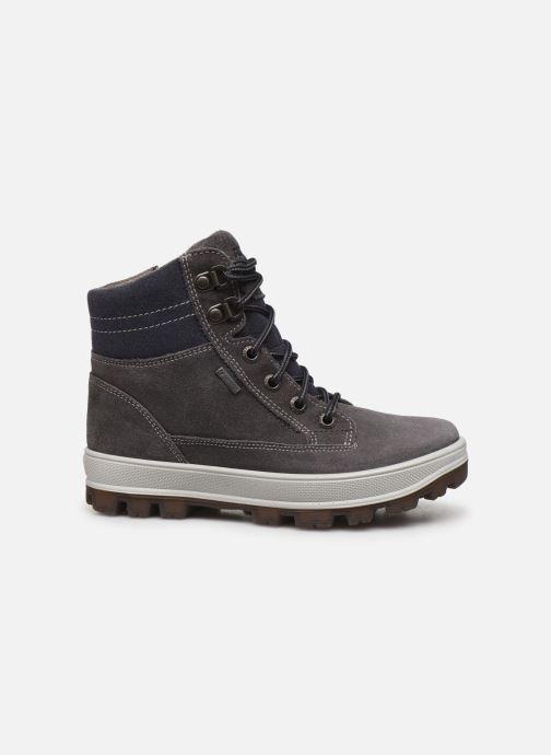 Stiefeletten & Boots Superfit Tedd 1 GTX grau ansicht von hinten