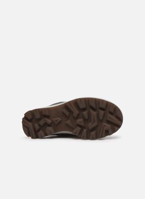 Stiefeletten & Boots Superfit Tedd 1 GTX grau ansicht von oben