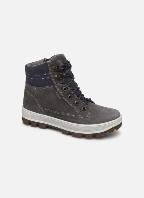 Bottines et boots Superfit Tedd 1 GTX Gris vue détail/paire