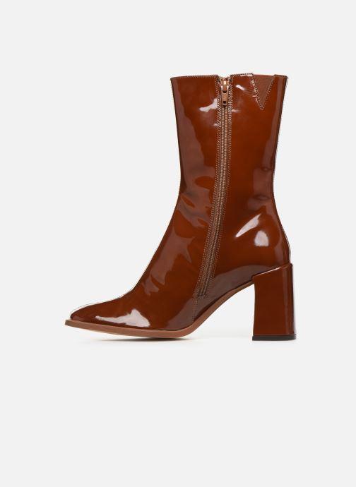 Bottines et boots E8 by Miista Asta Marron vue face