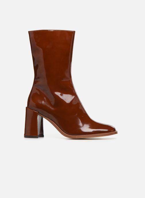 Bottines et boots E8 by Miista Asta Marron vue derrière