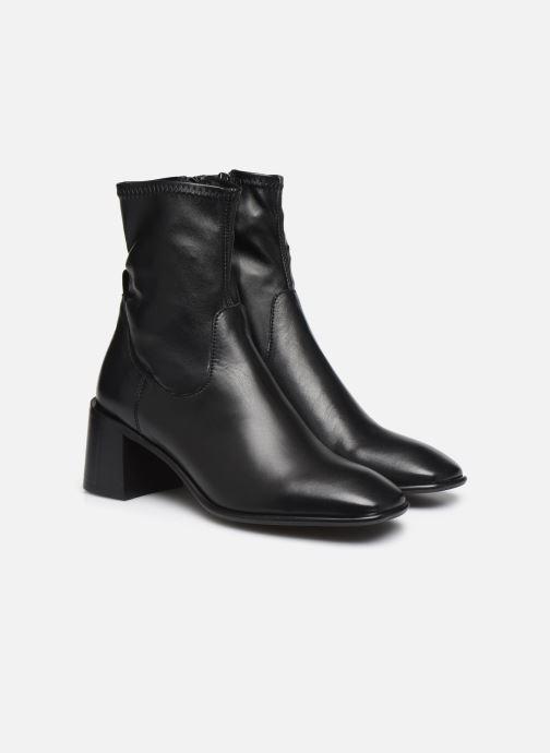 Bottines et boots E8 by Miista Azra Noir vue 3/4