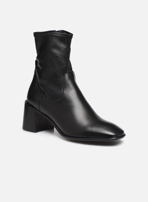 Bottines et boots E8 by Miista Azra Noir vue détail/paire
