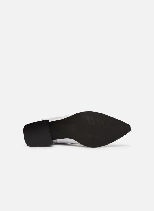 Boots en enkellaarsjes E8 by Miista Minea Wit boven