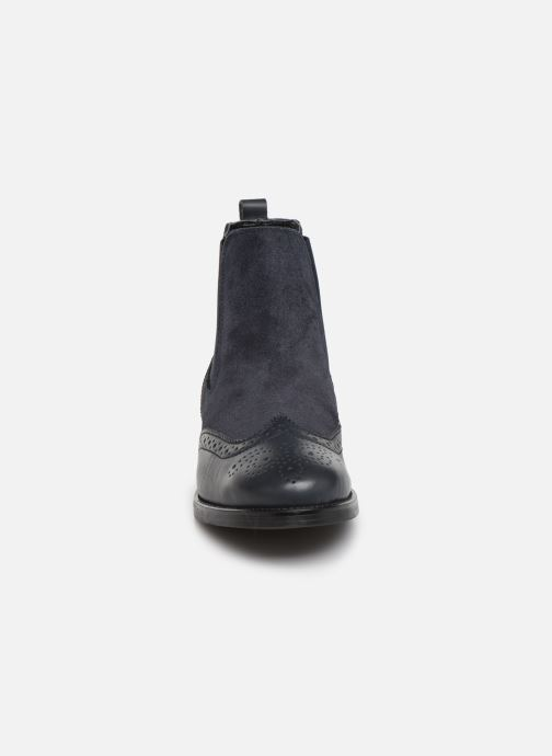 Boots en enkellaarsjes Georgia Rose Abiga Blauw model