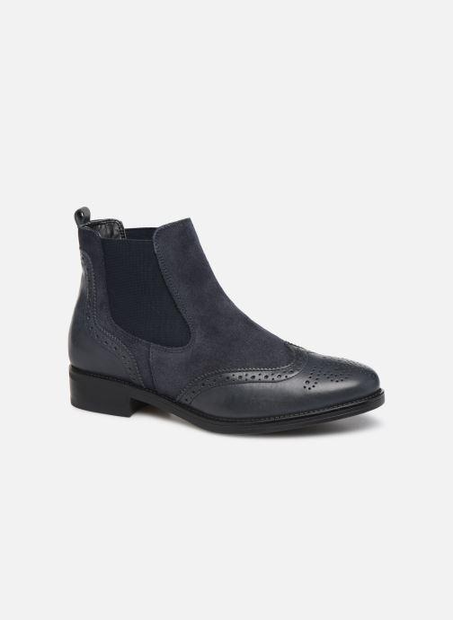 Boots en enkellaarsjes Georgia Rose Abiga Blauw detail