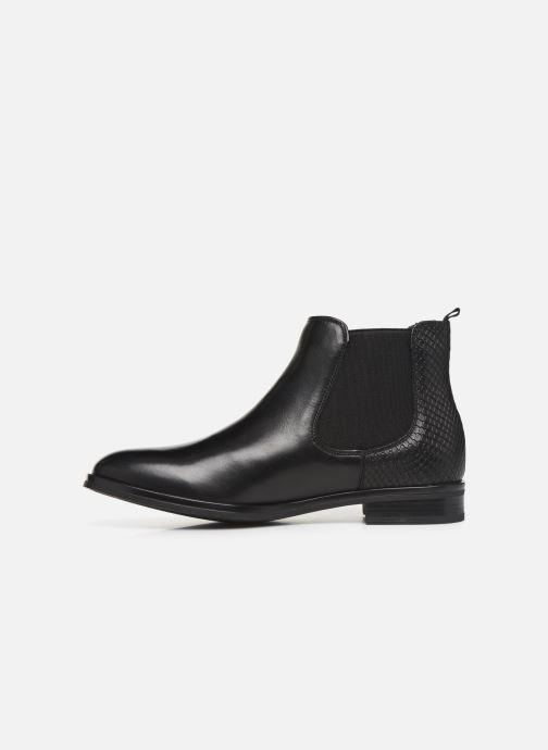 Bottines et boots Georgia Rose Adelia Noir vue face
