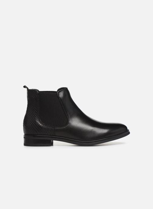 Bottines et boots Georgia Rose Adelia Noir vue derrière