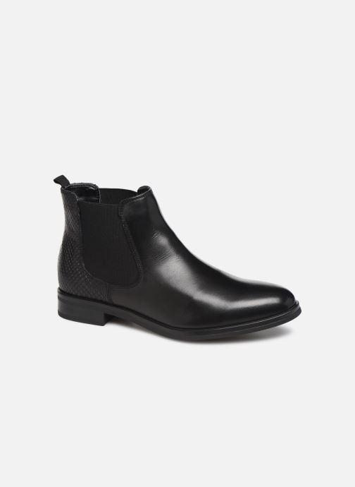 Bottines et boots Georgia Rose Adelia Noir vue détail/paire