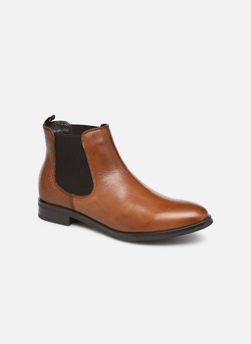 Bottines et boots Georgia Rose Adelia Marron vue détail/paire