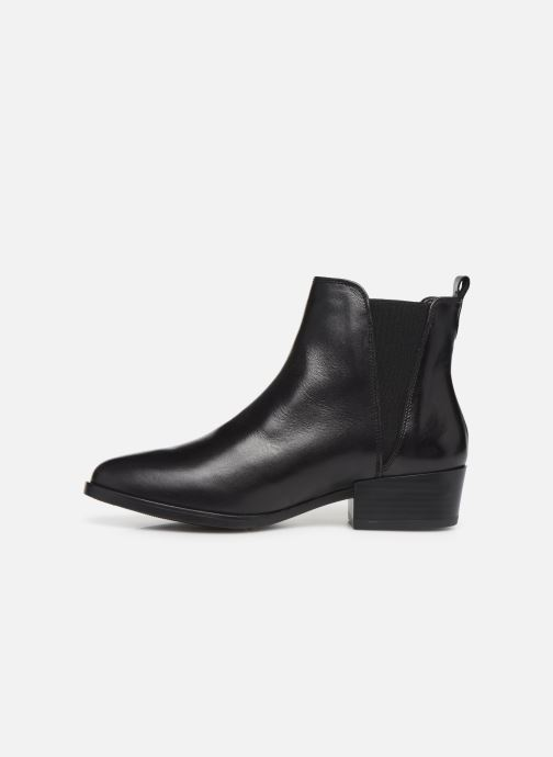 Bottines et boots Georgia Rose Aina Noir vue face