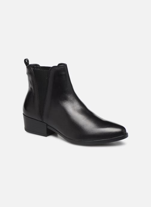 Bottines et boots Georgia Rose Aina Noir vue détail/paire
