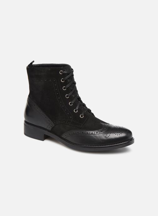 Stiefeletten & Boots Georgia Rose Alfa schwarz detaillierte ansicht/modell