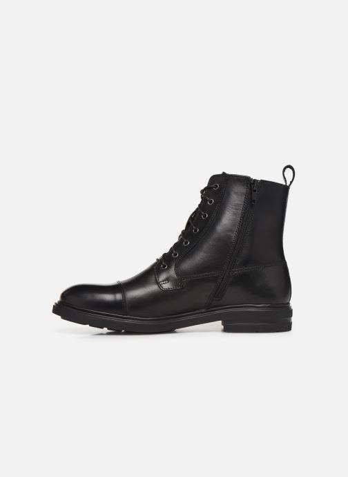 Bottines et boots Georgia Rose Atila Noir vue face