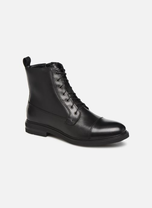 Ankle boots Georgia Rose Atila Black detailed view/ Pair view