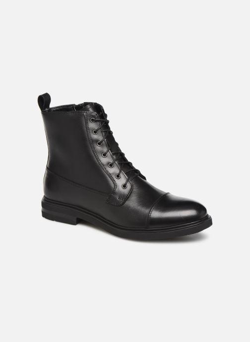 Bottines et boots Georgia Rose Atila Noir vue détail/paire
