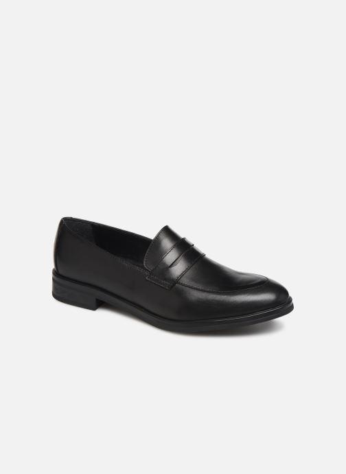 Loafers Georgia Rose Adulita Sort detaljeret billede af skoene
