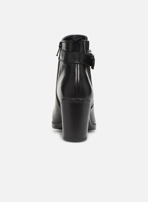 Bottines et boots Georgia Rose Anonia Noir vue droite