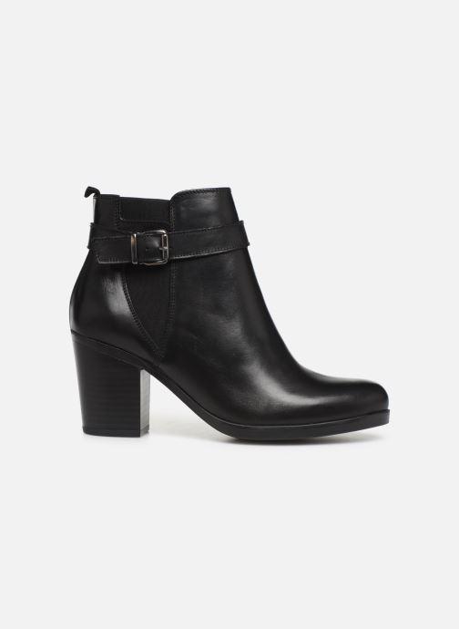 Bottines et boots Georgia Rose Anonia Noir vue derrière