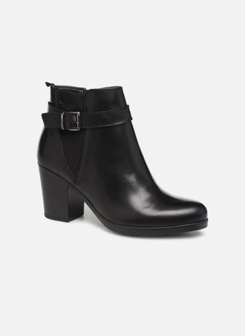 Bottines et boots Georgia Rose Anonia Noir vue détail/paire