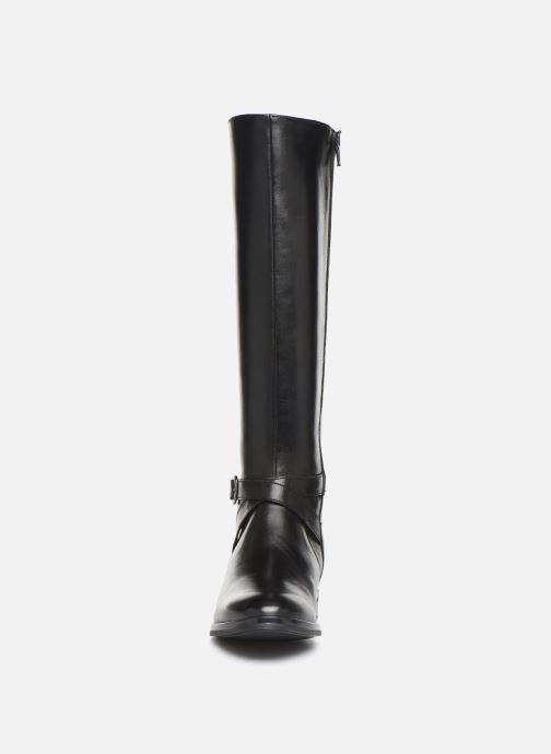 Stiefel Georgia Rose Rionna schwarz schuhe getragen