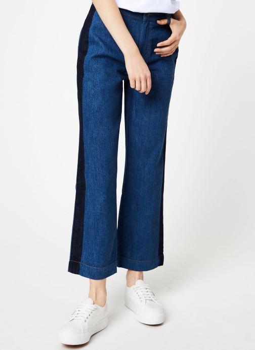 Vêtements Bensimon PANTALON CONNIE Bleu vue détail/paire