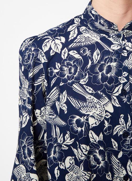 Vêtements Bensimon CHEMISE CELITA Bleu vue face