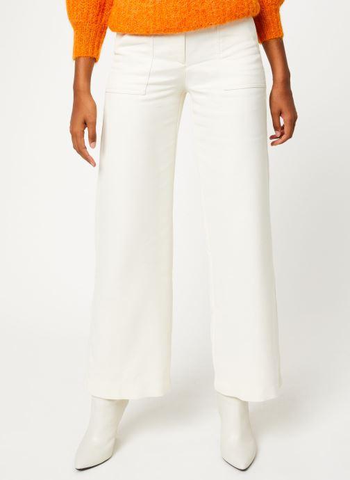 Vêtements Bensimon PANTALON CASPAR Blanc vue détail/paire