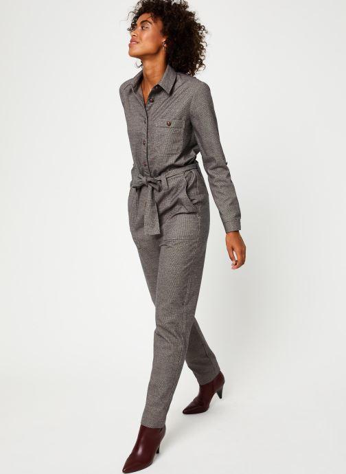 Vêtements Bensimon COMBI CYREL Gris vue bas / vue portée sac