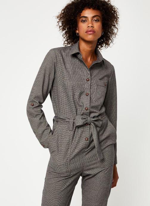 Vêtements Bensimon COMBI CYREL Gris vue détail/paire