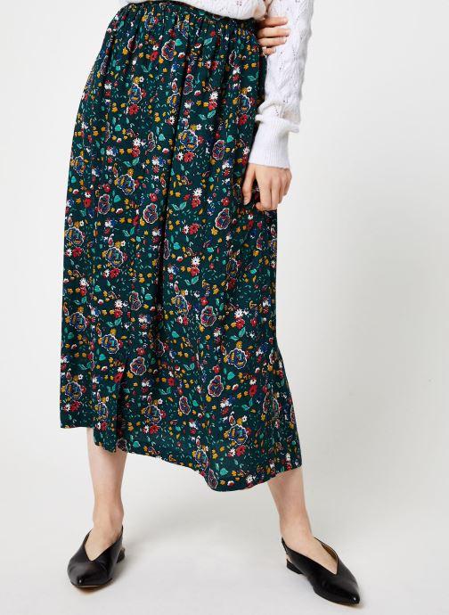Vêtements Bensimon JUPE BORONIA Vert vue détail/paire