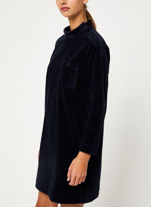 Vêtements Bensimon ROBE ALEN Bleu vue droite