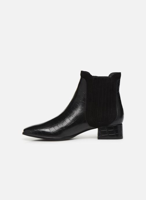 Bottines et boots Georgia Rose Tarcisa Noir vue face