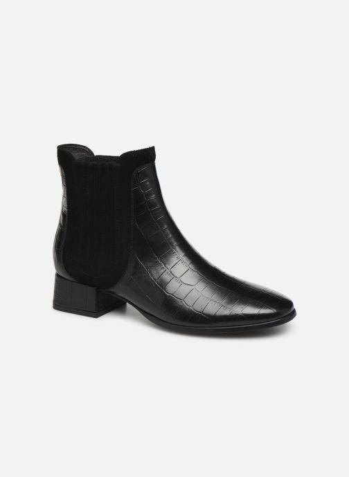 Bottines et boots Georgia Rose Tarcisa Noir vue détail/paire