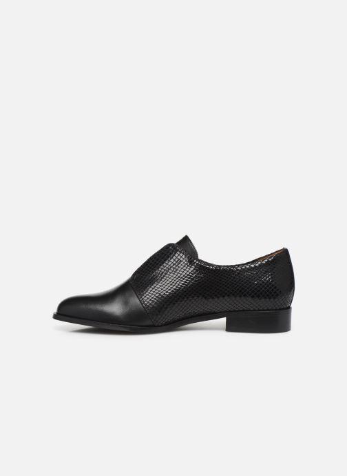 Chaussures à lacets Georgia Rose Tanila Noir vue face