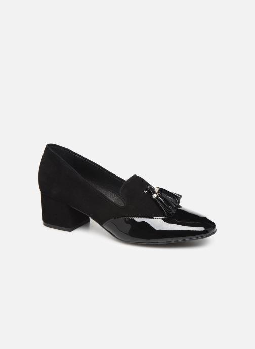 Zapatos de tacón Georgia Rose Trusta Negro vista de detalle / par