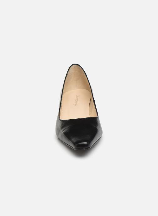 Zapatos de tacón Georgia Rose Tibito Negro vista del modelo