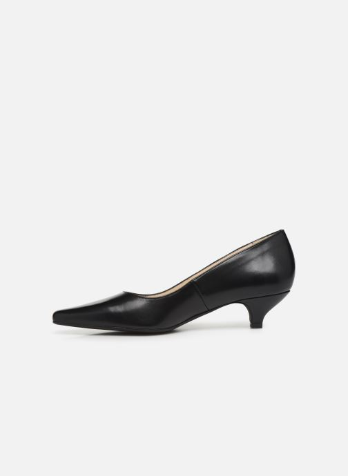 Zapatos de tacón Georgia Rose Tibito Negro vista de frente
