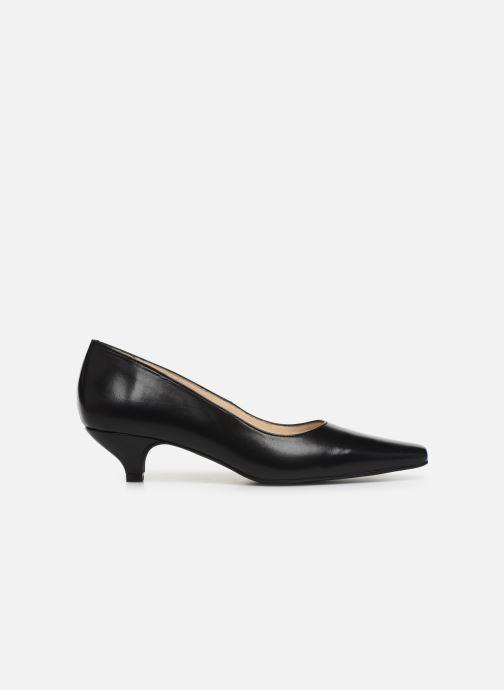 Zapatos de tacón Georgia Rose Tibito Negro vistra trasera