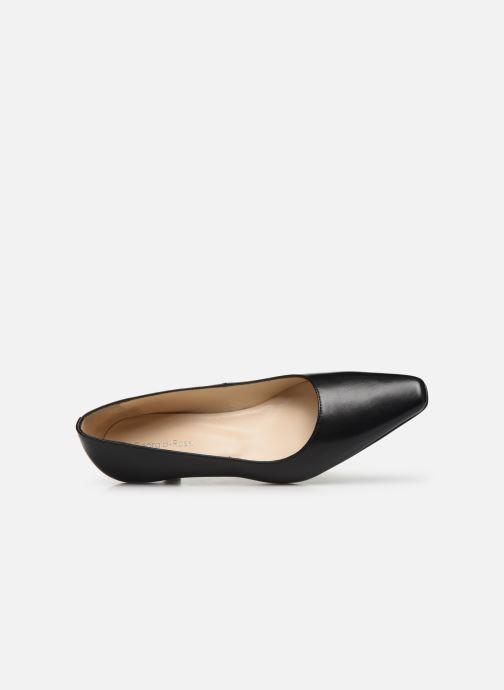 Zapatos de tacón Georgia Rose Tibito Negro vista lateral izquierda