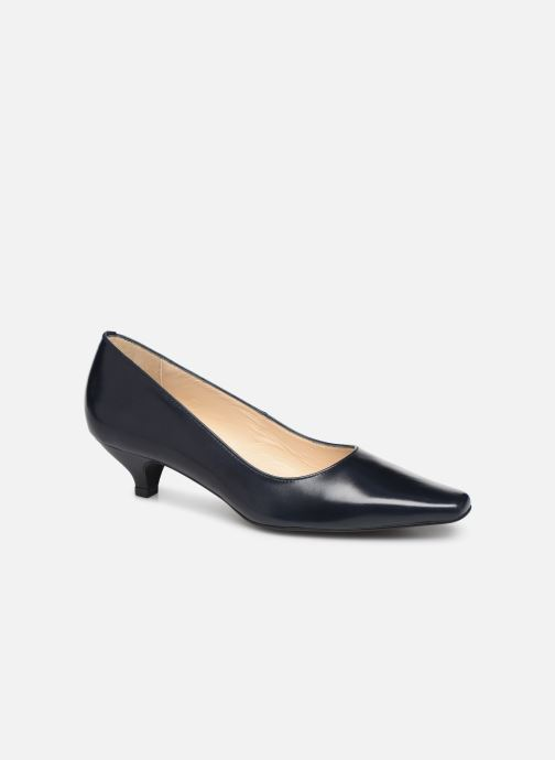 Høje hæle Georgia Rose Tibito Blå detaljeret billede af skoene
