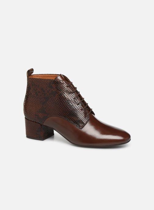 Bottines et boots Georgia Rose Territa Marron vue détail/paire